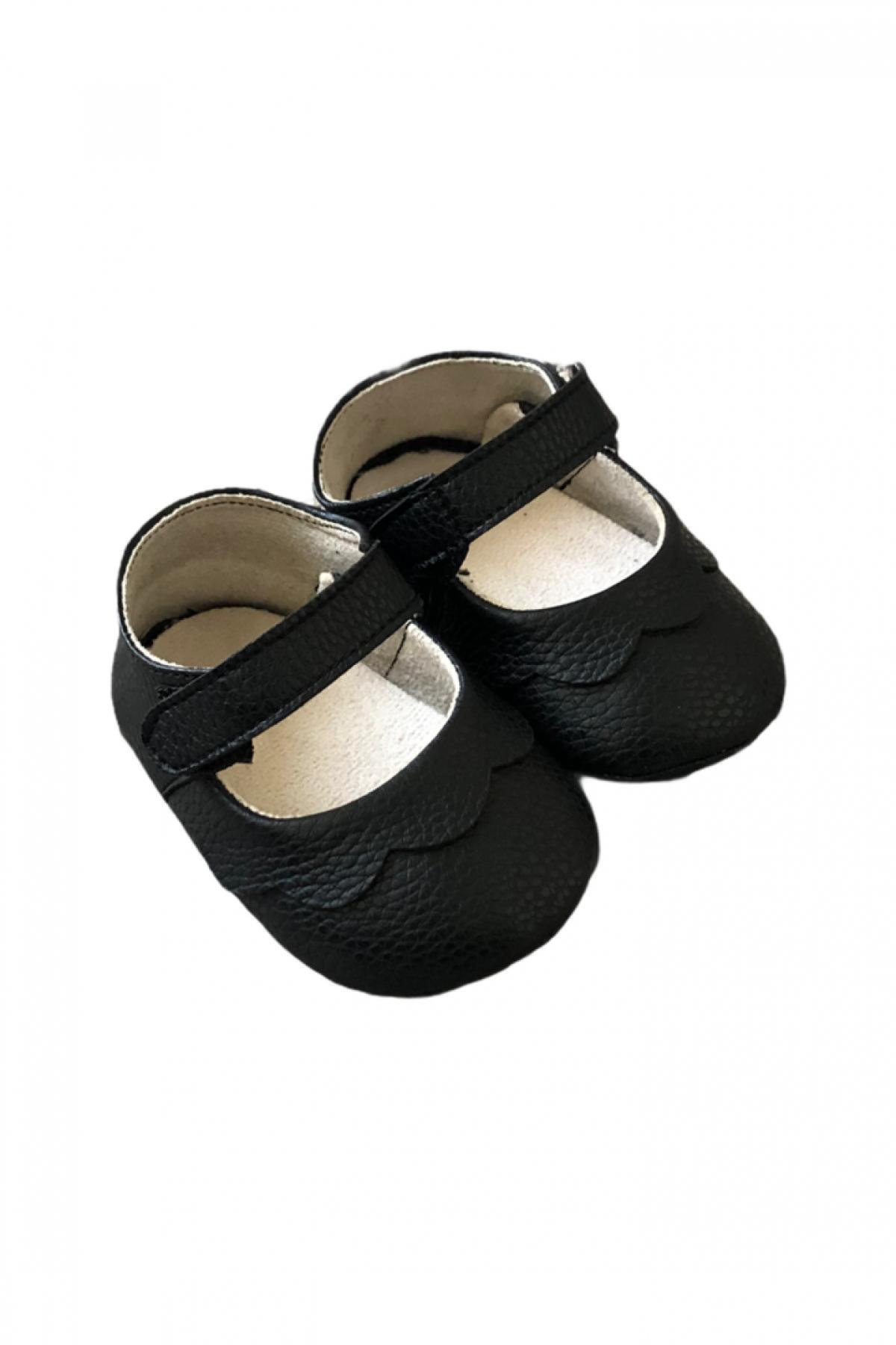 İlk Adım Siyah Yazlık Ayakkabı