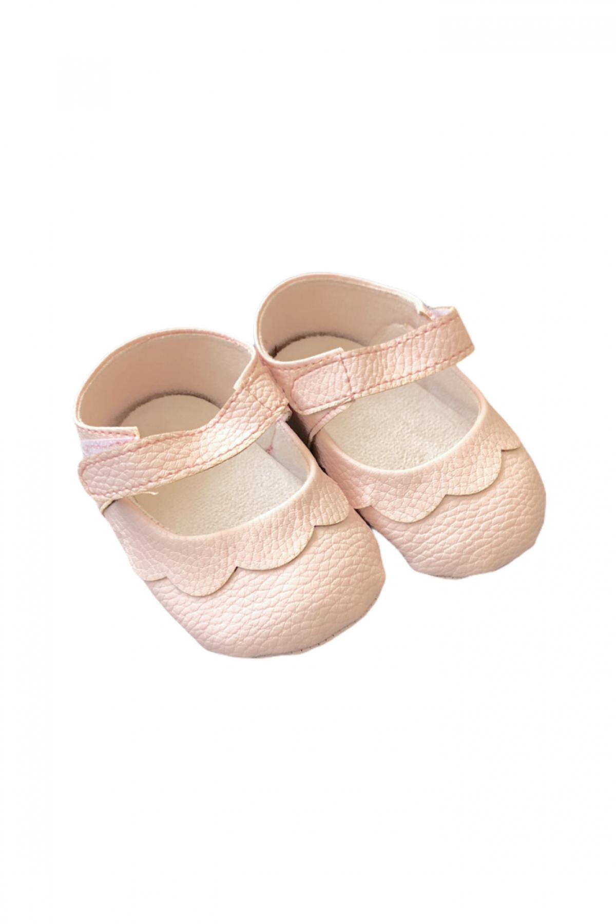 İlk Adım Pudra Yazlık Ayakkabı