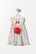 Mila Bej Kız Çocuk Elbise