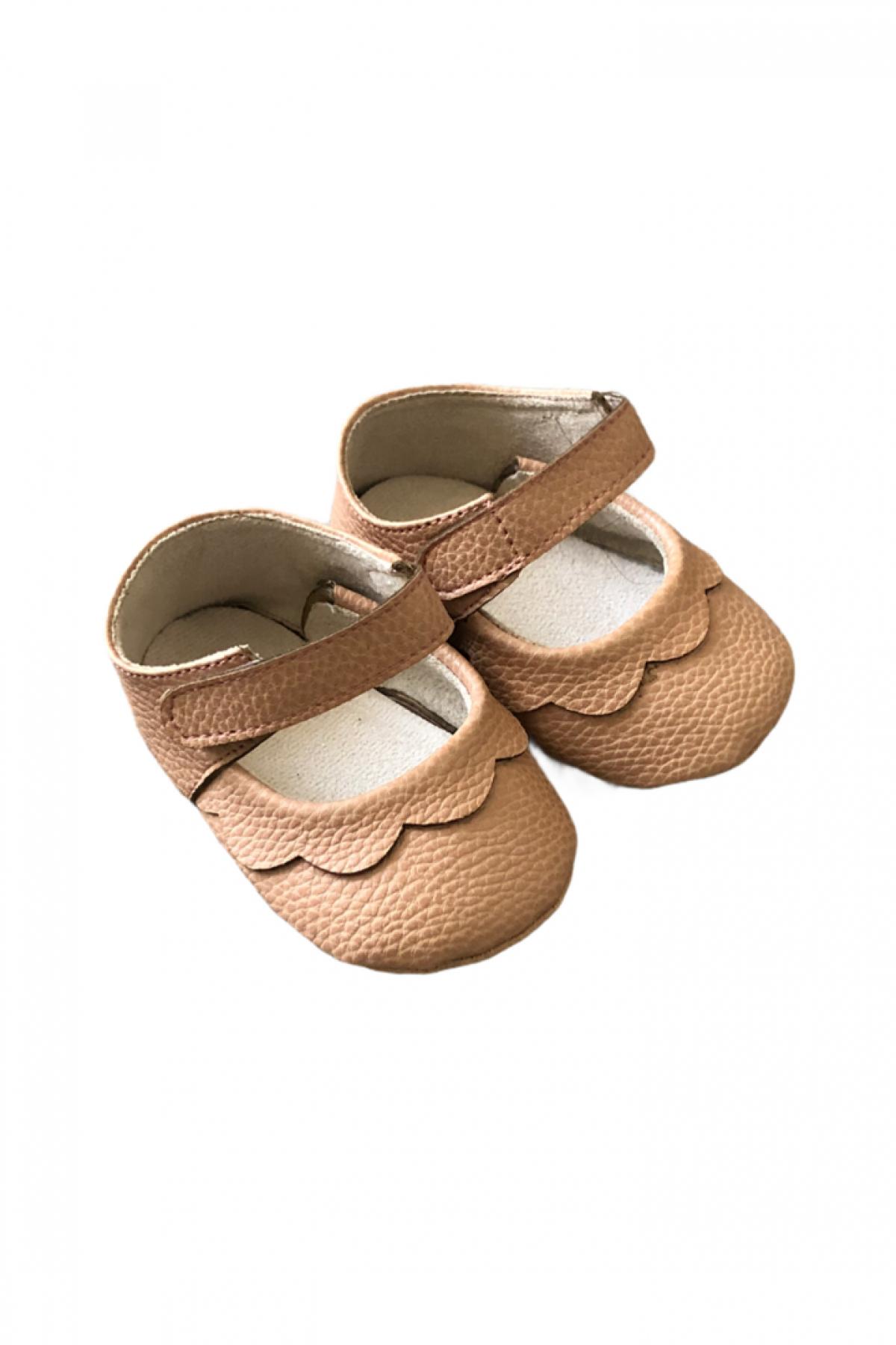 İlk Adım Somon Yazlık Ayakkabı