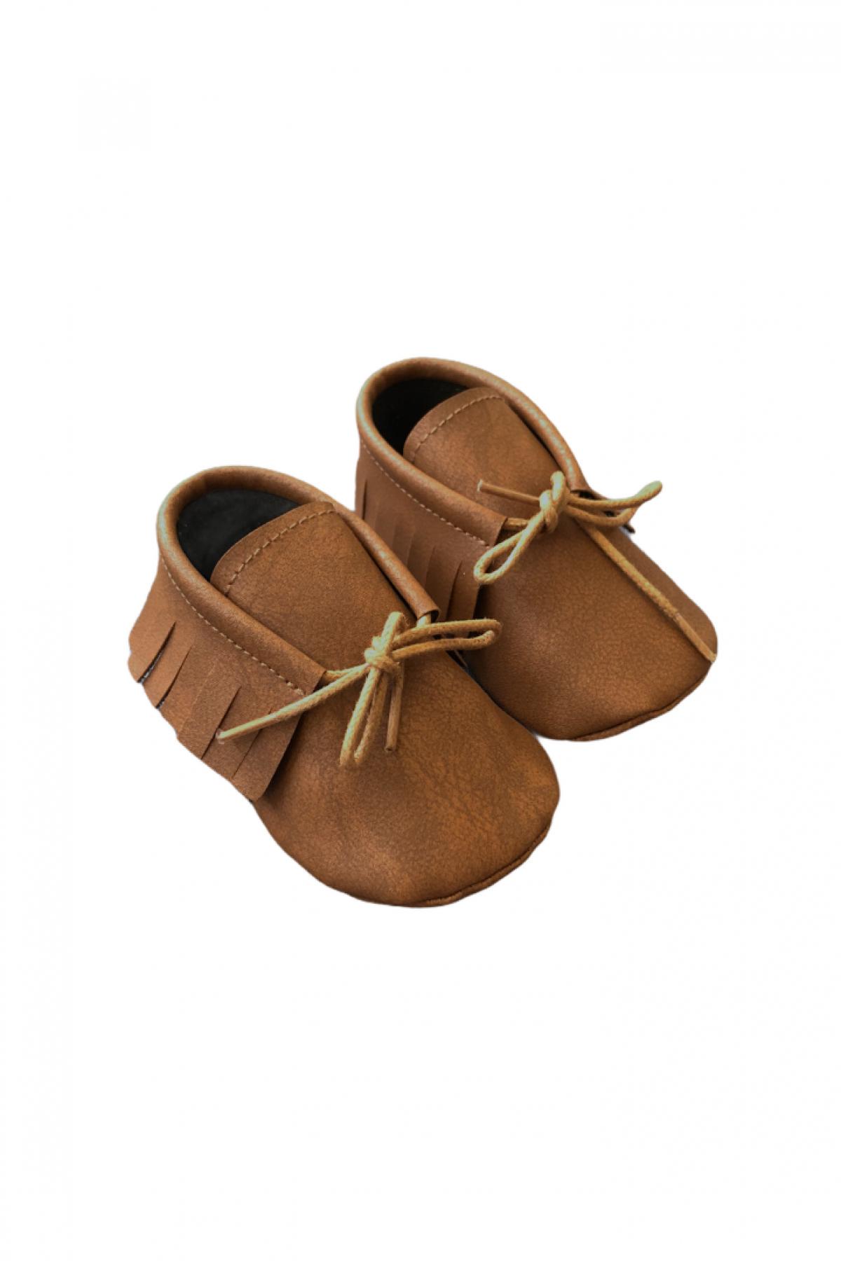 Taba Bebek Makosen Ayakkabı
