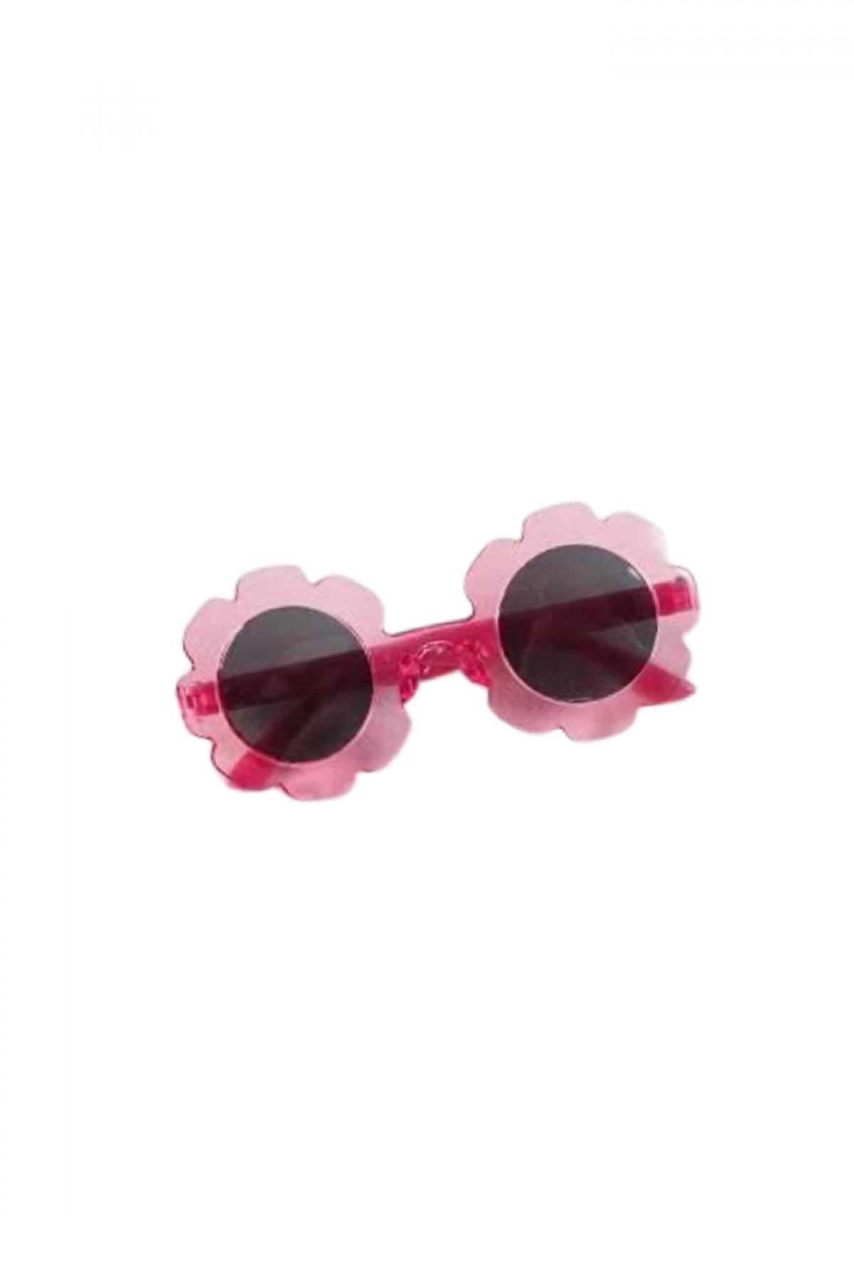 Papatya Desen Pembe Bebek | Çocuk Gözlük